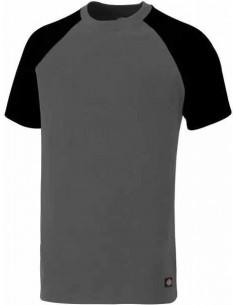 T-Shirt GRIS NOIR