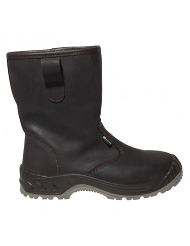 BOTTE CUIR FOURREE - Norme S3