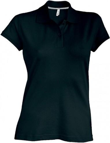 Polo Femme BLACK