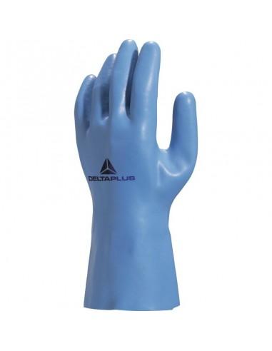 Gant Travaux Latex Bleu VE920